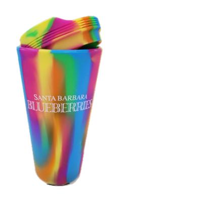 Bomber Cup- Rainbow 2 Pak